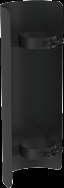 Pelletrohr Strahlungsschutz, 500mm Länge
